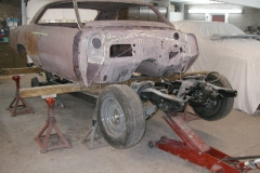 67 Chevelle Coupe | Before